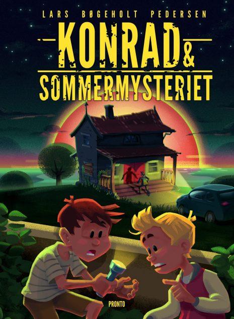 Konrad og sommermysteriet